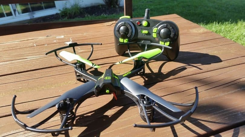 The S670 Stunt Drone