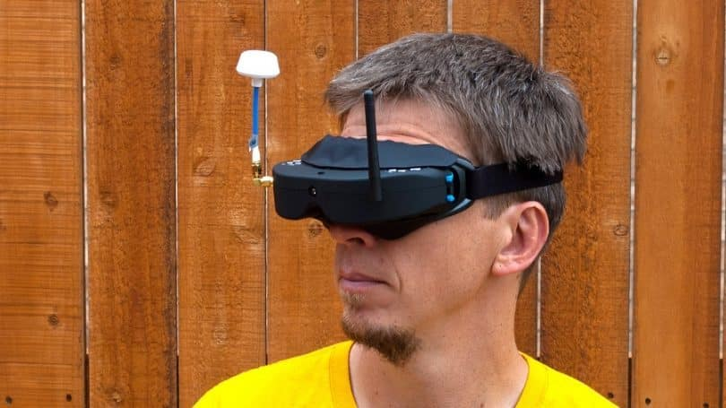 FPV goggle review