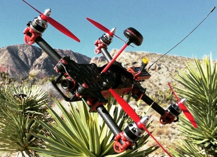 ImmersionRC Vortex 285 Fly